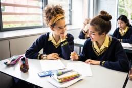 South Hampstead High School pupils