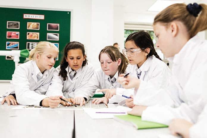 Preparing sixth form pupils