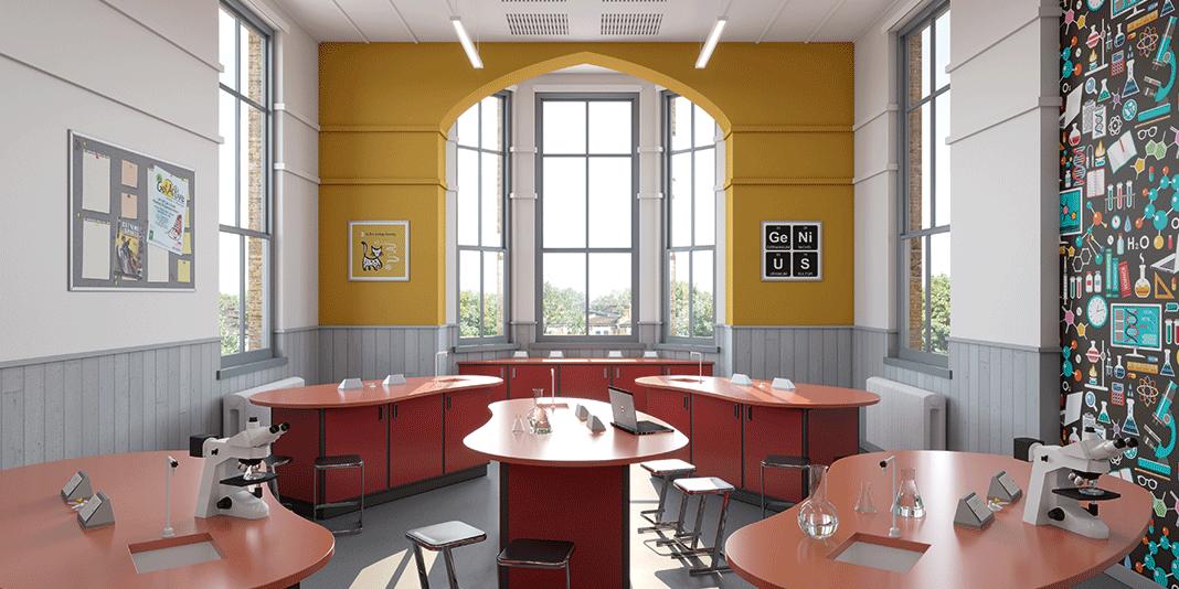 Maida Vale School Facilities