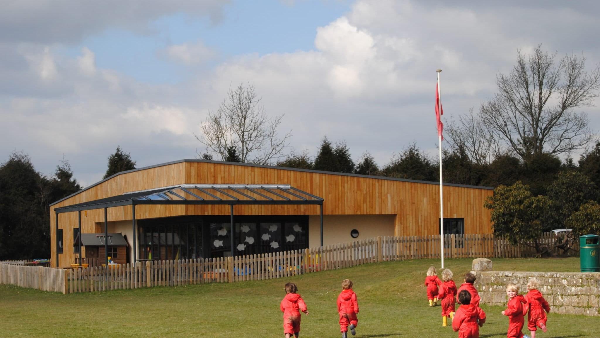 Cumnor House Sussex Nursery - Open Day 2020