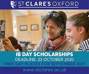 U S E St Clares Scholarships M P U