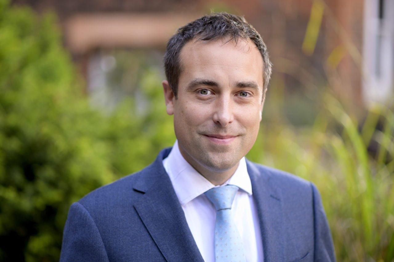 St Dunstan's College Headmaster Nicholas Hewlett
