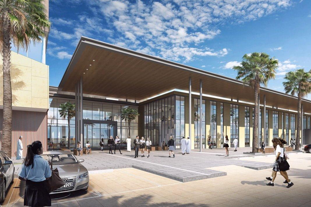Oman opening for Cheltenham College