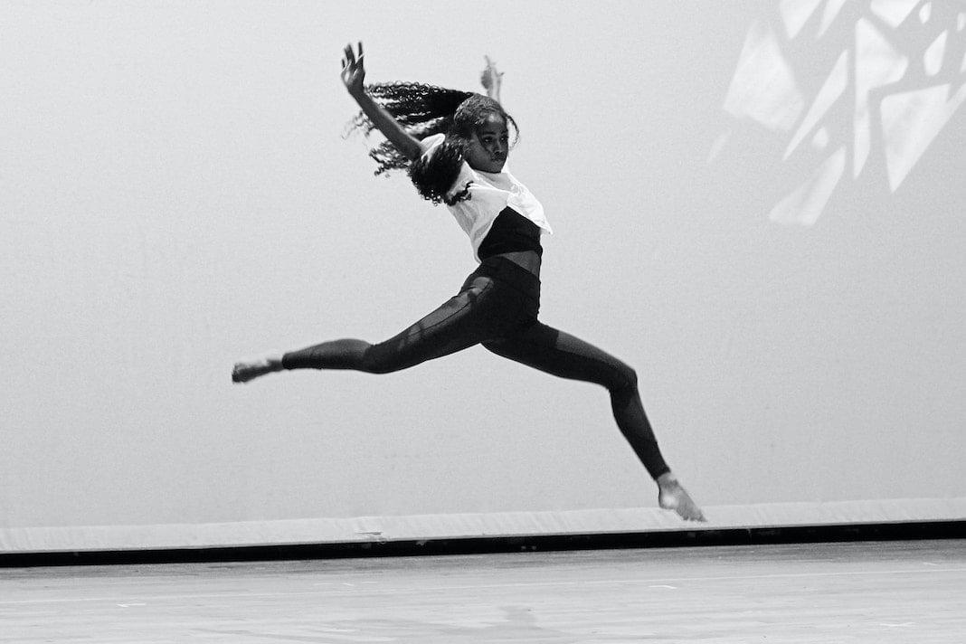 Modern dance pilot at Millfield