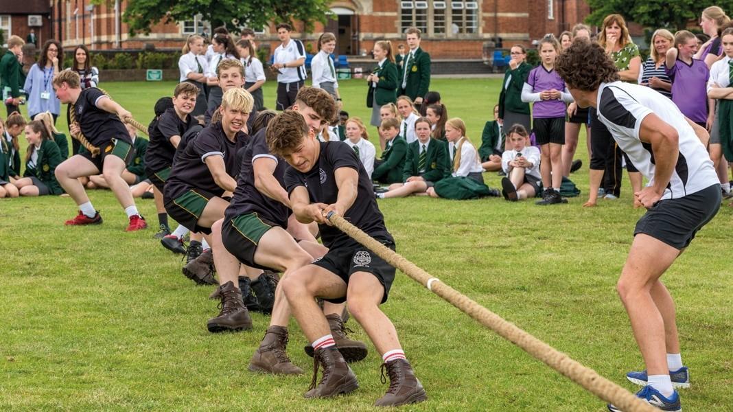 Sporting chances – Gordon's School on developing soft skills