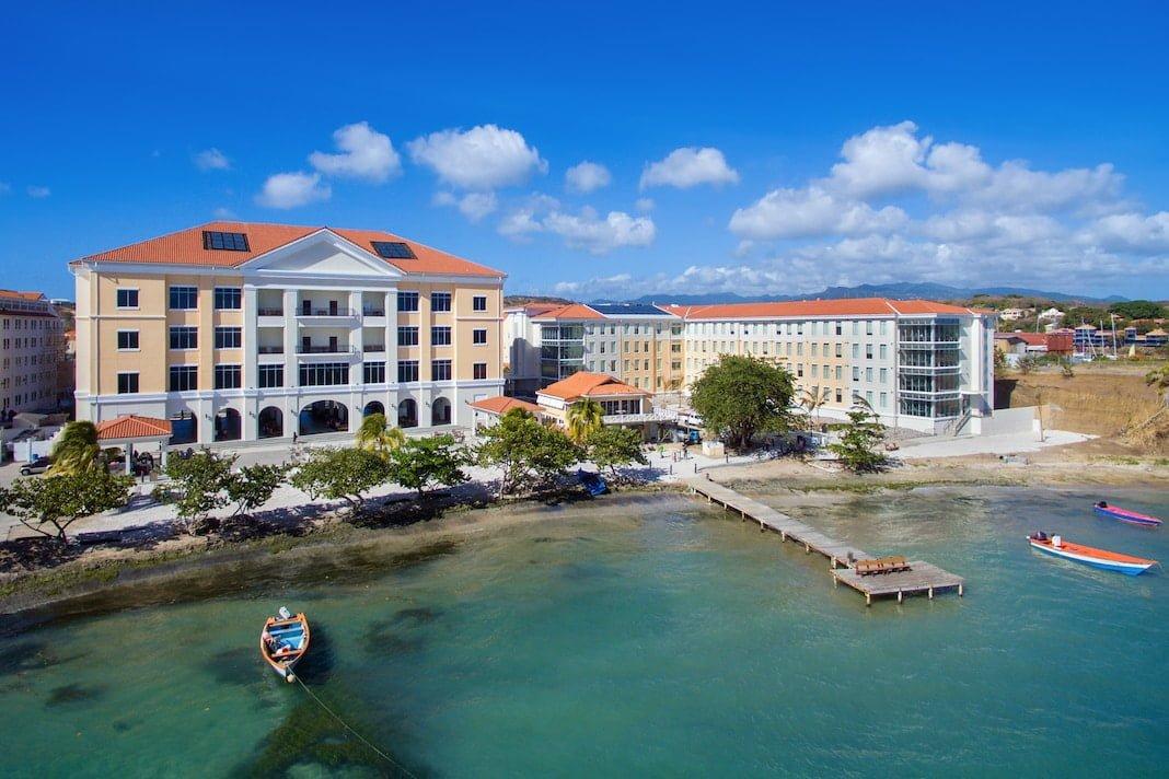 International medicine – studying at St. George's University, Grenada