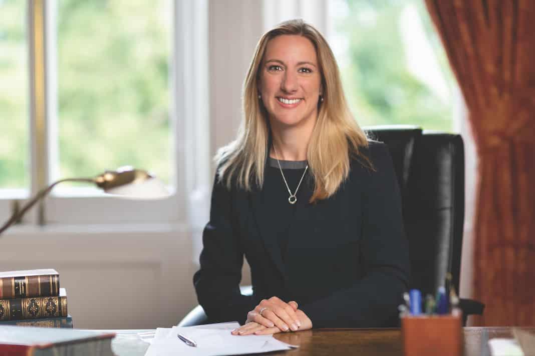 60 seconds with Sarah Wilson | Headmistress of Heathfield