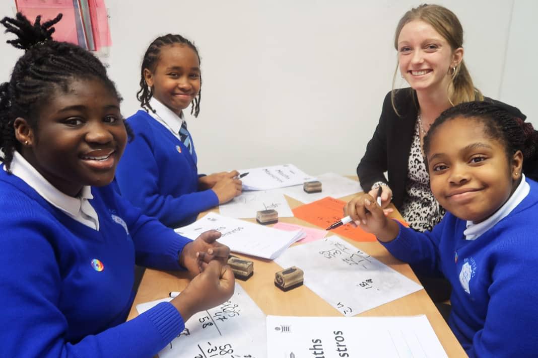 Emanuel School on building community strengths